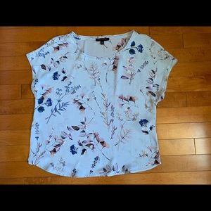 Banana Republic silky shirt